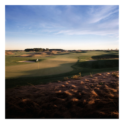 Long Island National Golf Club, Hole 3 Photographic Print by Dom Furore
