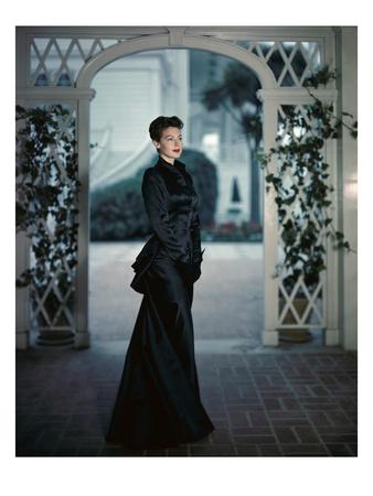 Vogue Photographic Print by Luis Lemus