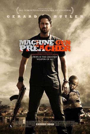 Machine Gun Preacher Masterprint