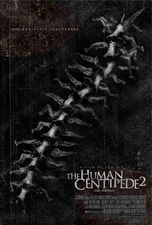 The Human Centipede II (Full Sequence) Print