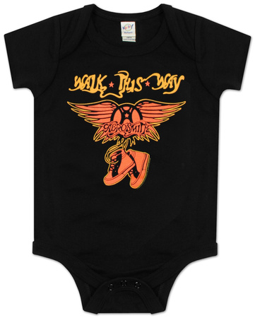 Infant: Aerosmith - Walk This Way T-Shirt