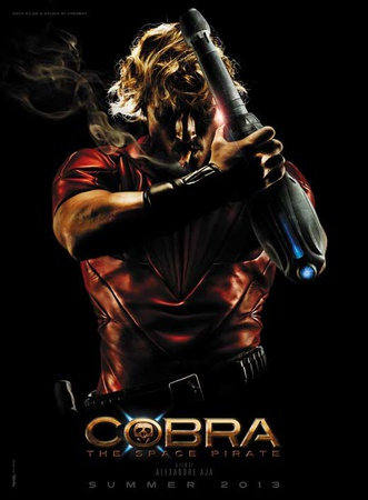 Cobra: The Space Pirate Lmina maestra