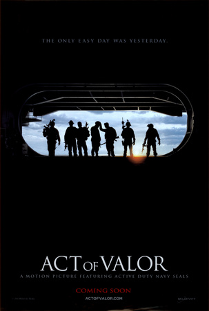Act of Valor Poster