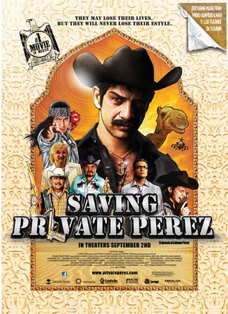 Saving Private Perez Posters