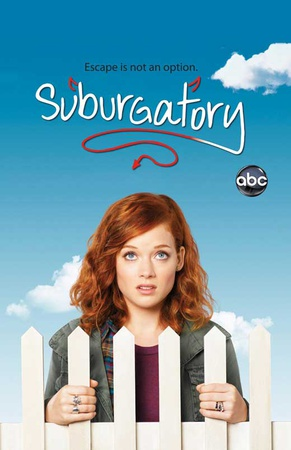 Suburgatory Masterprint