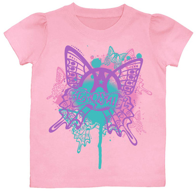 Toddler: Aerosmith - Butterfly T-Shirt