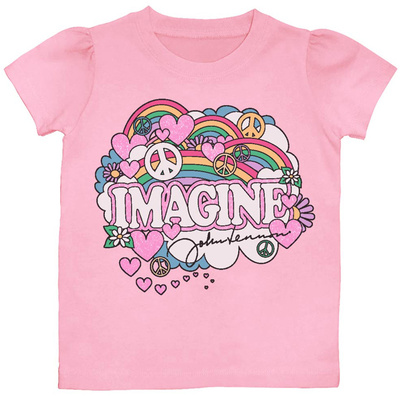 Toddler: John Lennon - Imagine T-Shirt