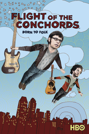 Flight of the Concords-Flying Affiche
