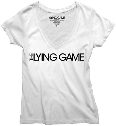 Juniors: Lying Game - The Lying Game Logo T-Shirt
