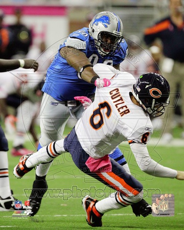 Nick Fairley 2011 Action Photo