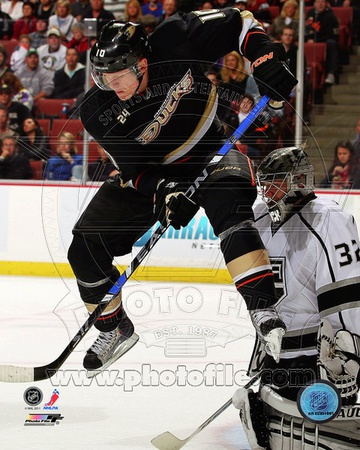Corey Perry 2011-12 Action Photographie