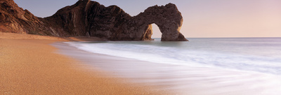 David Noton-Durdle Door Affiches format porte