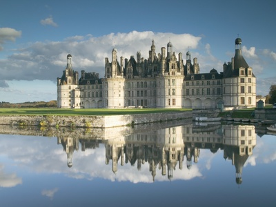 Chateau de Chambord Photographic Print by Paul Hardy