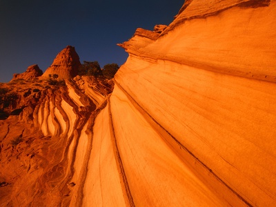 Vermillion Cliffs, Grand Staircase Escalante Nationalpark, Arizona, USA Photographic Print by Frank Krahmer