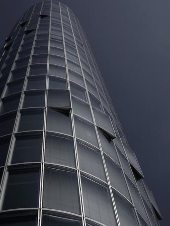 Tall Modern Office Building Photographic Print by Guntmar Fritz