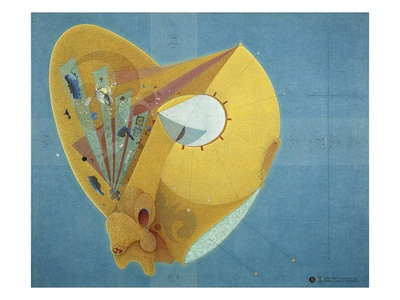 Dead Head No. 2 Premium Giclee Print by Alexander Vorobyev