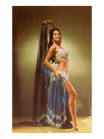 Belly Dancer Láminas
