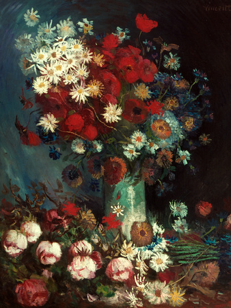 Van Gogh: Still Life, 1886 Premium Giclee Print by Vincent van Gogh