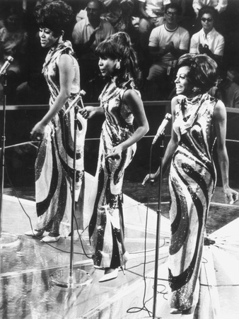 The Supremes, C1963 Photographic Print