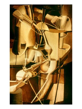 Duchamp: MariE, 1912 Giclee Print by Marcel Duchamp