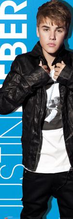 Justin Bieber-Collar Dørplakat
