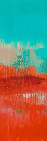 Through the Trees Panel I Art by Lanie Loreth