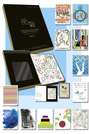 London 2012 Olympics Posters Box Set Poster