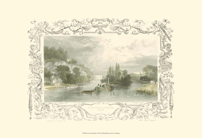 View Near Hurley Posters by William Tombleson