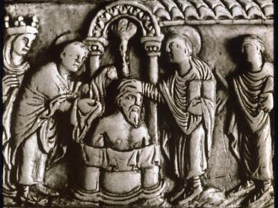 Baptism Of Clovis I, 496 A.D Anden