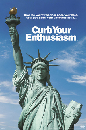 Curb Your Enthusiasm - Season 8 Posters