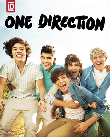 One Direction-Album Mini Poster