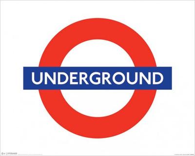 London Underground - Logo Póster de tamaño reducido