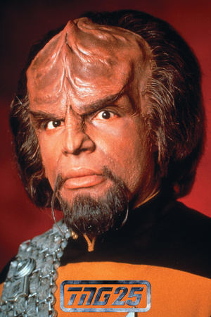 Star Trek: The Next Generation, Lt. Commander Worf Premium Poster