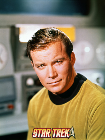 Star Trek: The Original Series, Captain Kirk Premium Poster