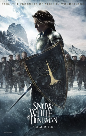Snow White and the Huntsman Posters