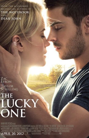 The Lucky One Pósters