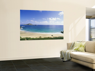 Makapuu Beach, Hawaii, USA Posters af Douglas Peebles