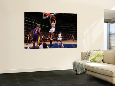 Los Angeles Lakers v Los Angeles Clippers: Blake Griffin Prints by Noah Graham