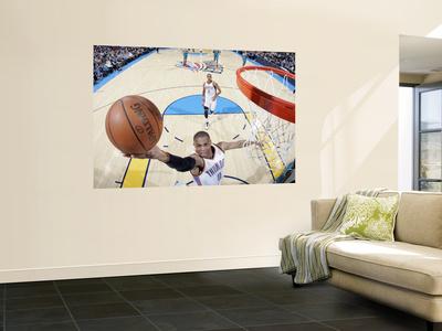 New Orleans Hornets v Oklahoma City Thunder: Russell Westbrook Plakater af Layne Murdoch