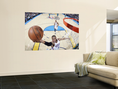 New Orleans Hornets v Oklahoma City Thunder: Russell Westbrook Poster by Layne Murdoch