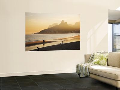 Ipanema Beach Pósters por Micah Wright