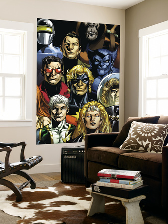 Secret Invasion: Who Do You Trust? Cover: Namora Laminated Oversized Art