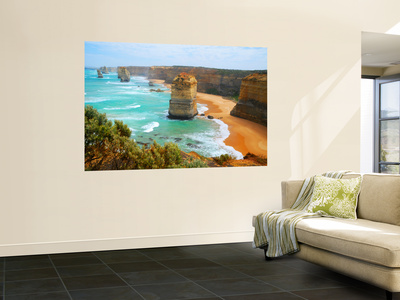The Twelve Apostles Stone Formations Posters by Sabrina Dalbesio
