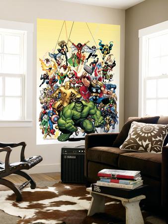 Avengers Classics No.1 Cover: Hulk Posters by Arthur Adams