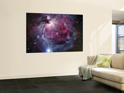 The Orion Nebula Prints