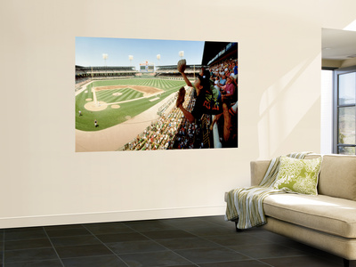 Old Comiskey Park, Chicago, Illinois, USA Laminated Oversized Art