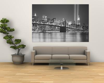 New York City, stát New York, USA Giant Art Print