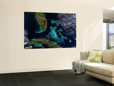 The Bahamas, Florida, and Cuba Prints