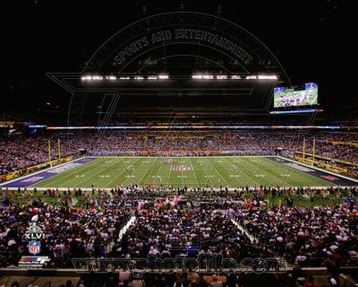 Lucas Oil Stadium Super Bowl XLVI Photo