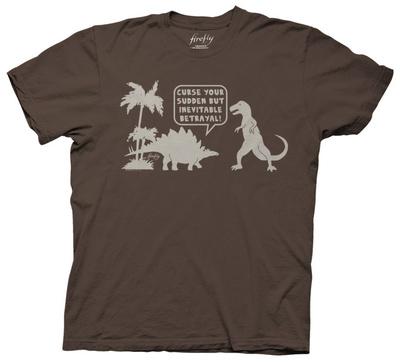 Firefly - Curse Your Sudden Betrayal T-shirts